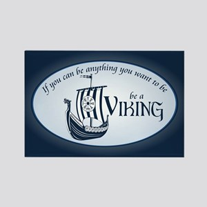 Be A Viking Magnets